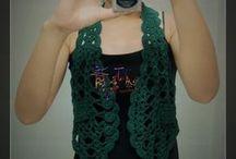chalequillo verde