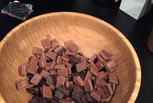 Bonne année 2016 ! / Cette année, c'est des truffes au chocolat que nous vous avons préparées !