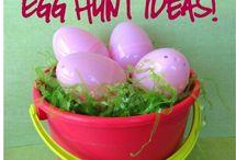 Holidays: Easter Egg Hunt