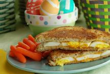 sandwiches / by Jennifer Lusk