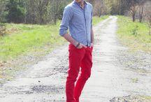 Men's fashion / male fashion blogger
