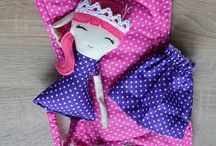 Чудесные куклы-обнимашки)
