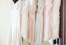 Dresses hanging / by Caitlin Jones