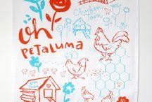 Nicky Ovitt Illustration + Pattern + Lettering / Inky