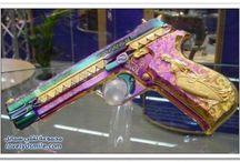 Gun awesomeness / by Jennifer Davis
