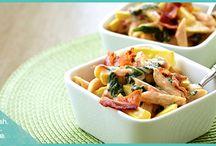 easy breezy meals / #FrigidaireTimeSavingFreezerRecipesSweepstakes / by Sharon Miller