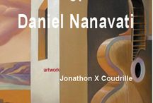The Love Poems of Daniel Nanavati / 26 poems with seven nude studies