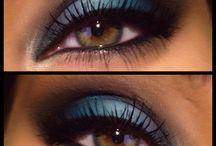 Beautiful eye make up by DYMMI