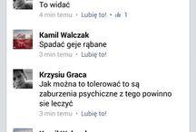 Polish haters / O polskich hejterach w Internecie.