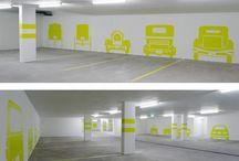 Vymaľovať garaze