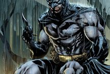 Batman / Only THE DARK KNIGHT, Only BATMAN / by Oscar Pacheco