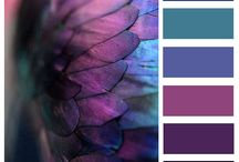 colour inspiration for crochet and more....