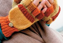 knitted for hands