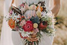 b o u q u e t s / a collection of swoon-worthy handheld floral beauties.