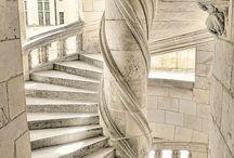 merdivenler şatolarr