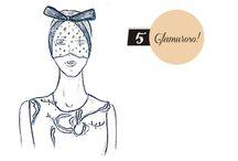 Fashion Illustration / Ilustrações Blog Ela Inspira