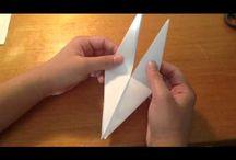 Tutoriel origami