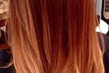 BRIGHT & LIGHT & EXCITING red hair ideas