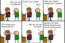 my favorite comics / by Germandt Geldenhuys