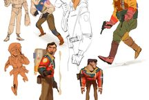 Character-concepts