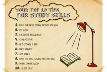 Study smarter / Tips to students