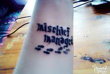 my tattoo(s)