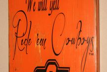Go Pokes! / by Heather McEver