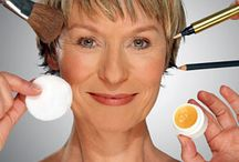 Antiaging beauty tips / Tips and products to help you age gracefully
