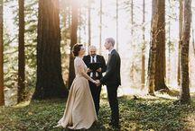 Wooden's love / Boho en forêt