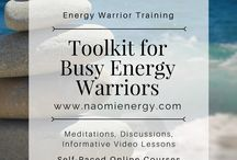 Toolkit For Busy Energy Warriors