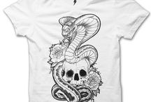 Tattoo Xteas T-shirts