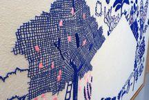 Art Tèxtil/Textile art