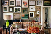 Gallery/Collage Walls / by Amity Mann