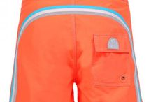 ORANGE BOARDSHORTS MR.BEACHWEAR / ORANGE PROPOSALS BY MR.BEACHWERE