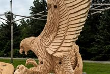 sculpturi lemn