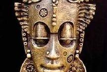 zajímavé masky