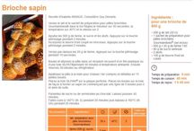 Moule Sapin