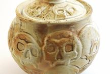 Ceramic Containers / Theme: Artists Communicate with Hope & Dreams Time Capsule