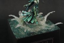 Gaming - Miniatures conversion & sculpting