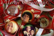 Merry Christmas,,, Irjas Bilder