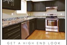Rekonštrukcie kuchyne / kompletné prerobenie elektroinštalácie a osvetlenia kuchyne a kuchynskej linky.