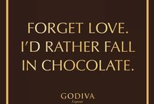 why?because CHOCOLATE!