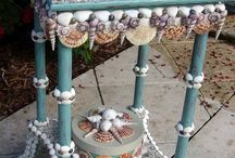 Painted furniture, painted effects / by Cheryl Webb