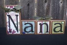 Grandbabies_Nana's <3  / by Lovelady ❤️