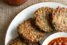 VEGETARIAN PATTIES/BALLS