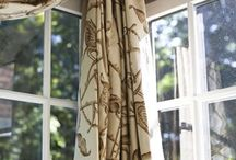 curtain ideas / by Renee Lumio