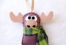 Moose! / More items for my collection of anything moose / by Heather A