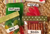 fishing birthday party ideas