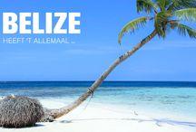 Belize / by BON Travel
