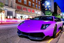 cool cars / by Ben Tyler